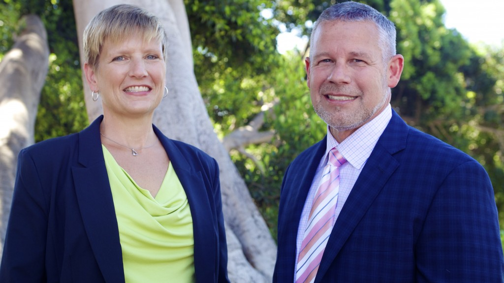 Judy Hissong and Steve Wingert, Principals of Nesso Strategies