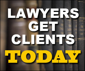 Lawyers Get Clients Today leftside