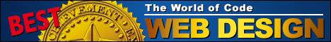 Best WebDesign-TheWorldofCode