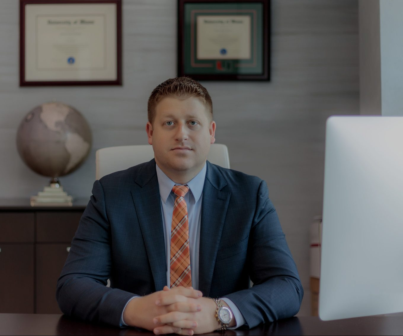 Criminal defense lawyer, Jordan Redavid
