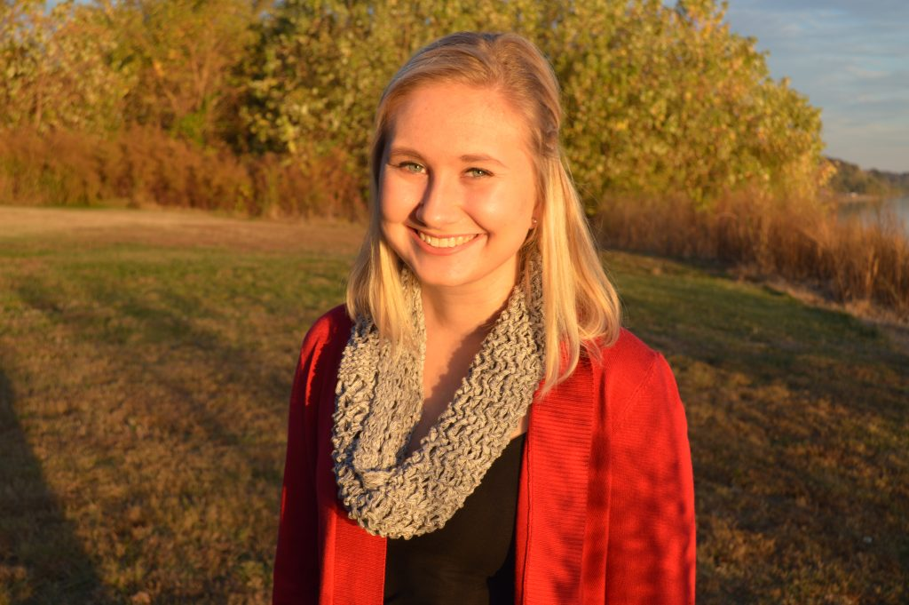 Josie Rinehart has been awarded Briskman Briskman & Greenberg's Accident Survivor Scholarship