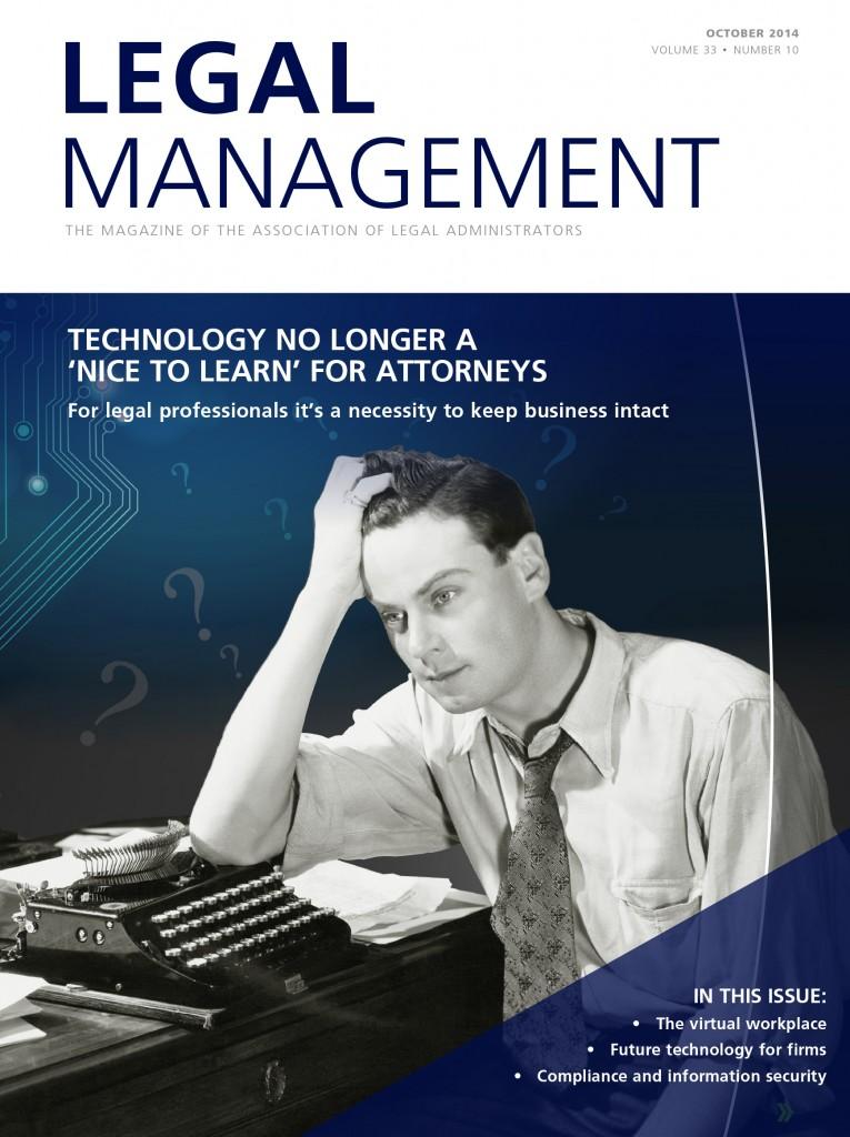 Legal Management Magazine